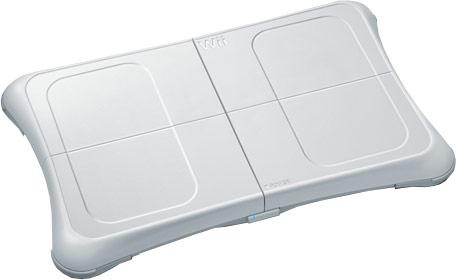 Plataforma Wii Fit Plus